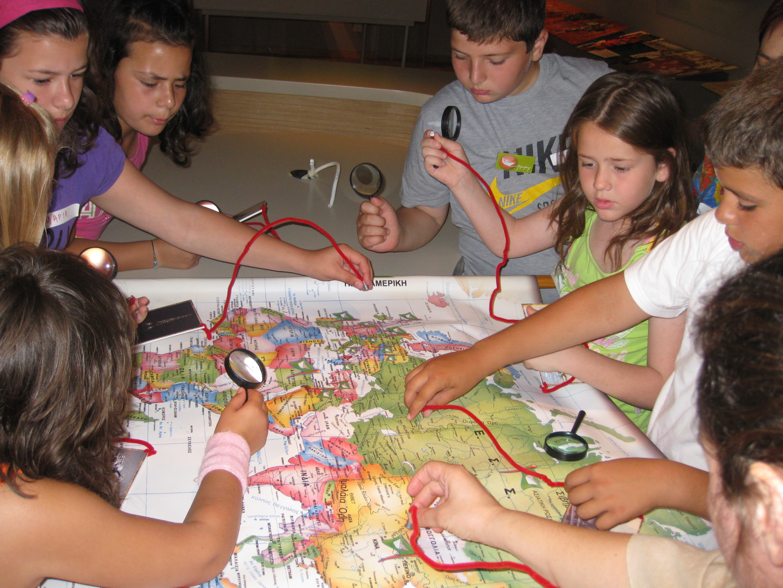 εκπαίδευση παιδιών - Κοινότητα για τα παιδιά